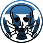 wordpress-skull