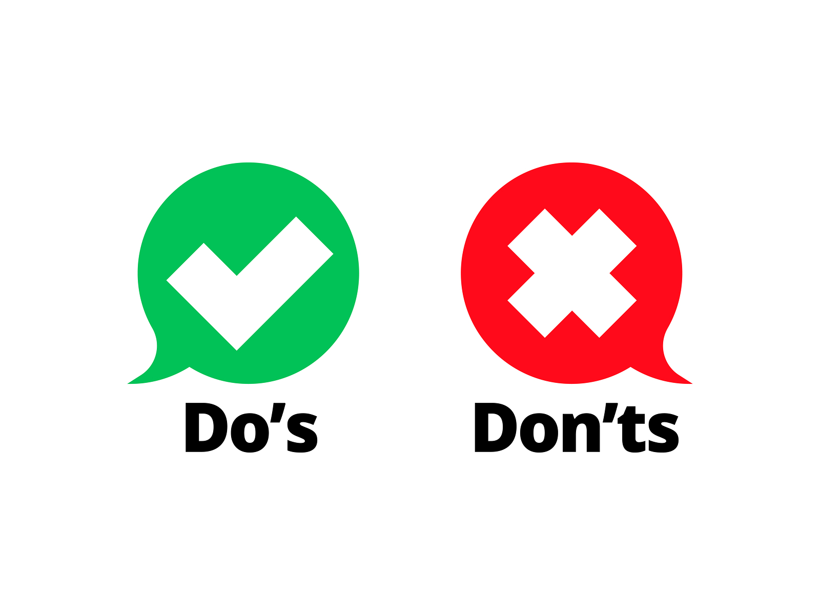 Dos and Donts When List Building